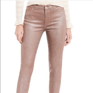 Anthropologie Jeans - NWT Anthropologie Ella Moss Rose Gold Jeans